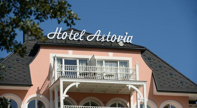 Seehotel Astoria
