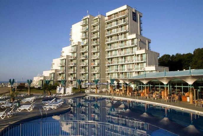 Отель Боряна