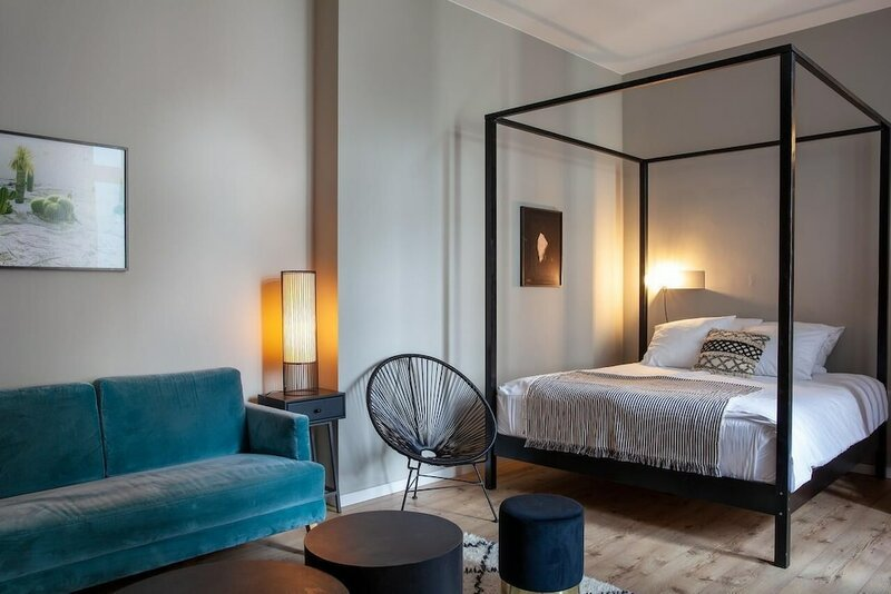 The Suite Fabric Hotel