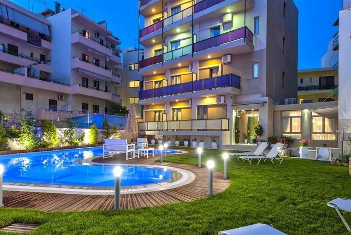 Leonidas Hotel & Apartments