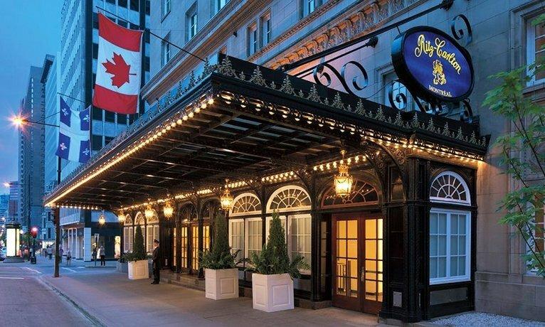 The Ritz-Carlton, Montréal