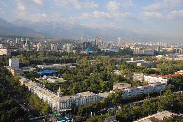ВУЗ — Университет Кимэп — Алматы, фото №2