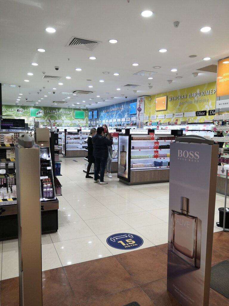 парфюмерия и косметика л этуаль
