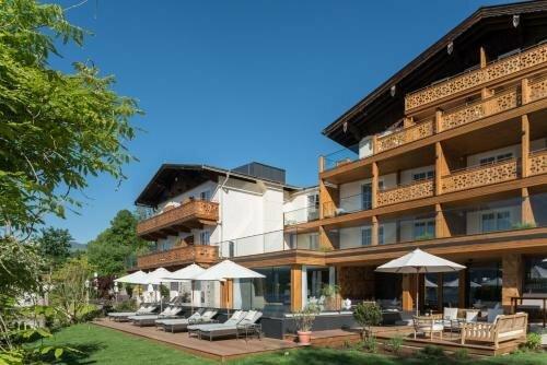Hotel Seevilla Wolfgangsee