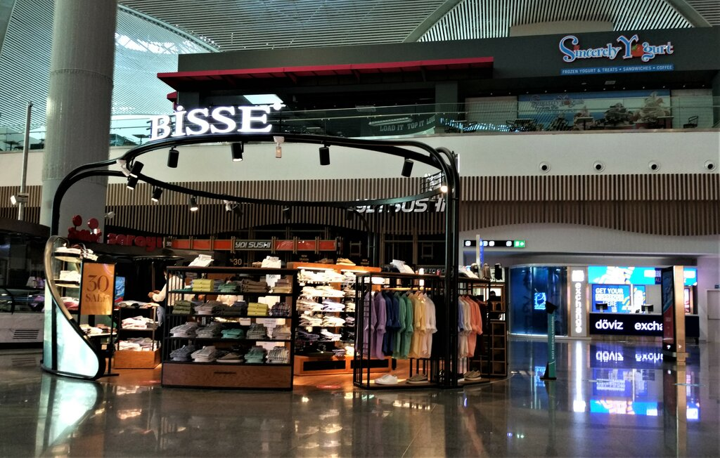 havaalanları — İstanbul Havalimanı — İstanbul, foto №%ccount%