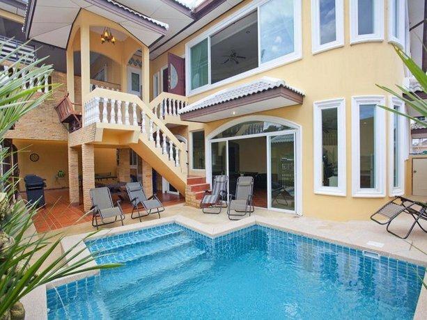Villa Patiharn Khao Talo 7Bed
