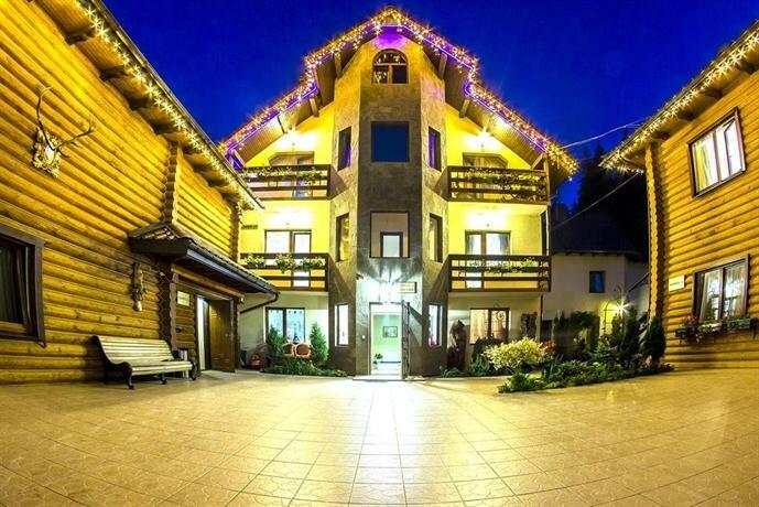 Отель Медвежый Двор