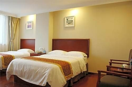 GreenTree Inn Suzhou Wujiang Yongkang Pedestrian Road Hotel