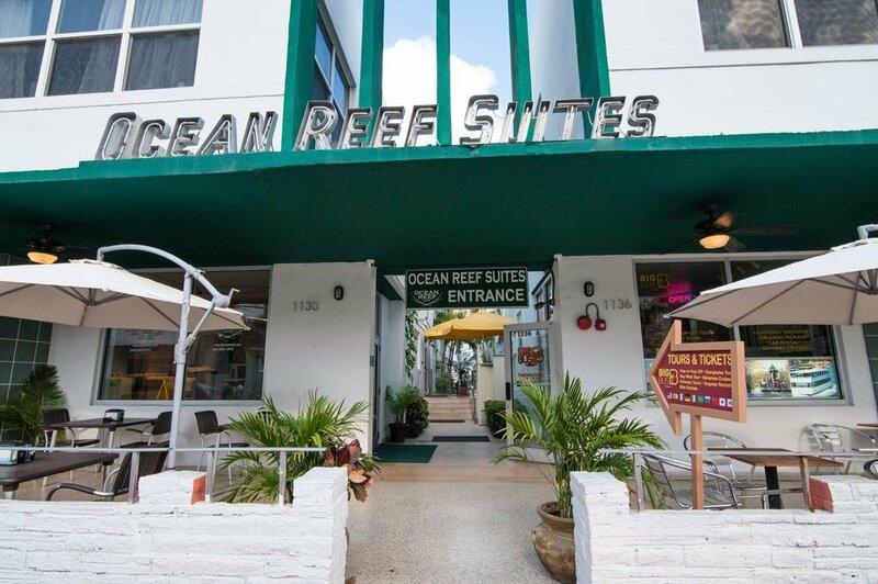 Ocean Reef Suites, South Beach