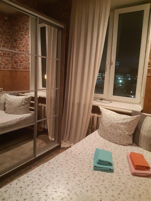 Комнаты на Полежаевской