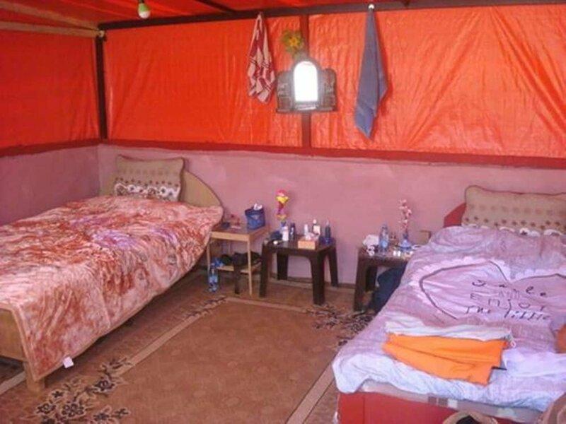 Mountain Village Desert Tourist Camp - Wadi Rum - Jordan