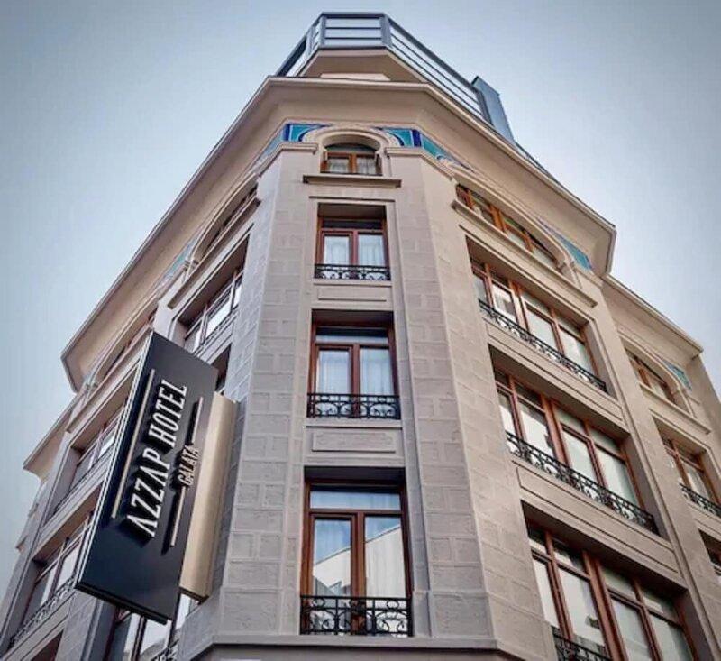 Azzap Hotel Galata