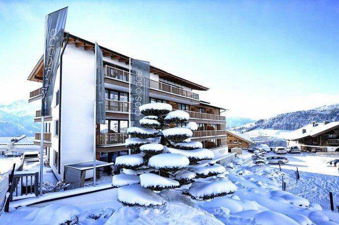 Alpslodge Life. Style. Hotel. Fiss
