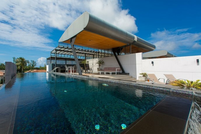 Aqua Villa A. 1 by Natthita