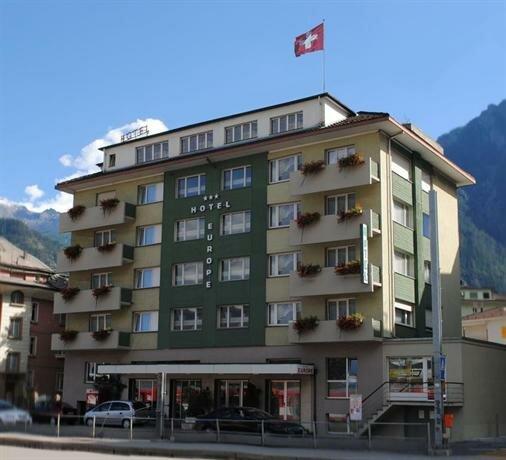Hotel Europe Garni