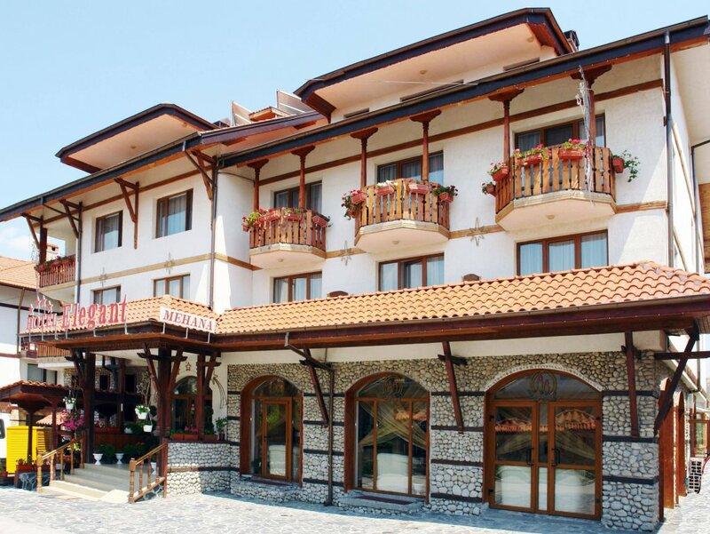 Отель Elegant