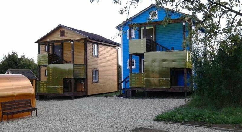 Baza otdykha RASSvet Pskov Oblast