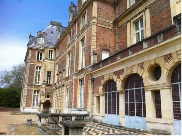 Le Logis du Chateau D'Eu