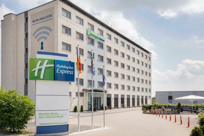 Holiday Inn Express München-Messe