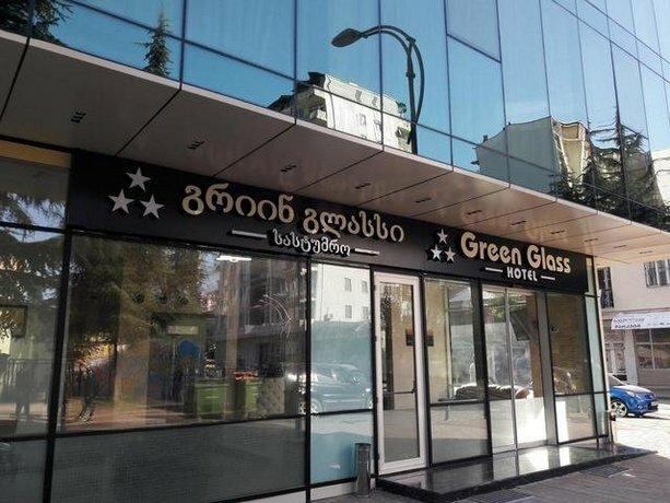 Отель Green Glass