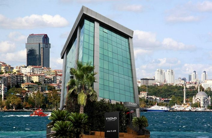 Trend Istanbul Bosphorus