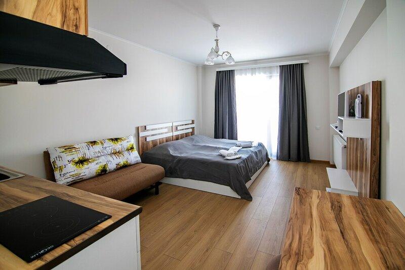 Гостиница Apart Hotel New Gudauri