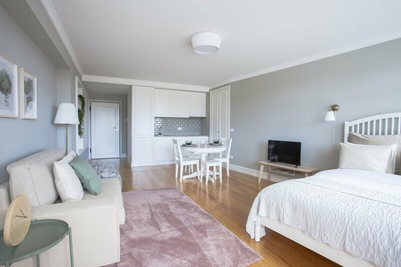 Liiiving In Porto Terrace & Sunny Apartment