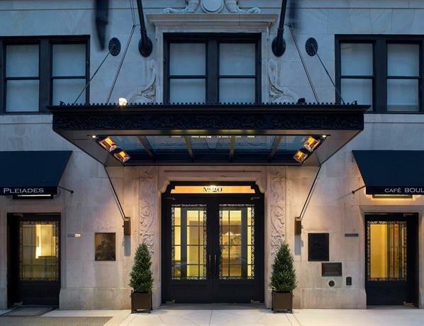Отель The Surrey