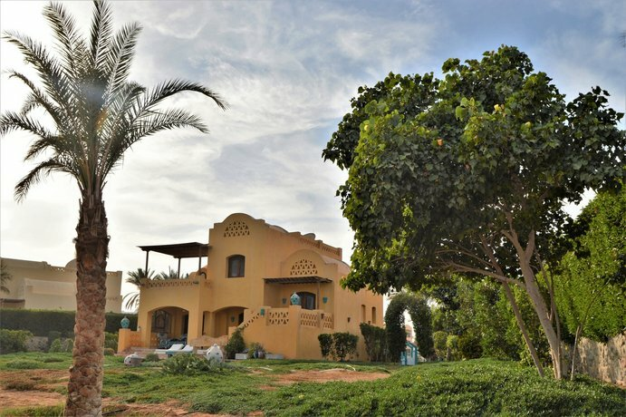 El Gouna Villa 2 bedrooms with Garden