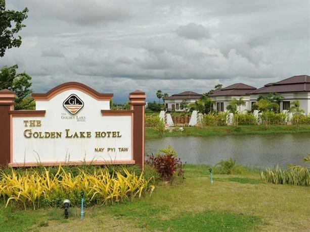 The Golden Lake Hotel