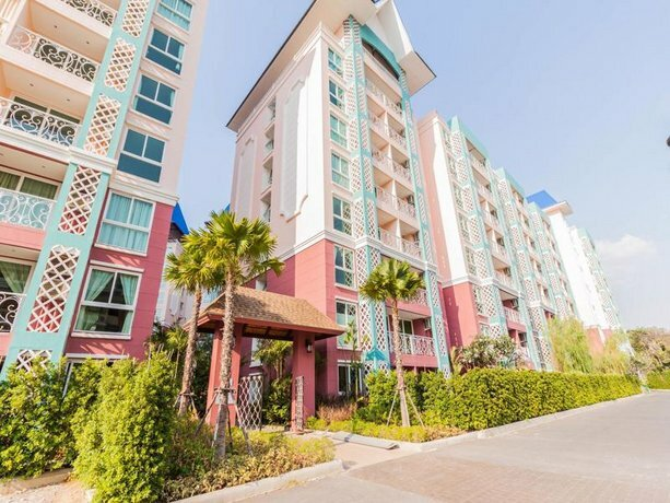 Grand Caribbean Resort by Pattaya Sunny Rentals