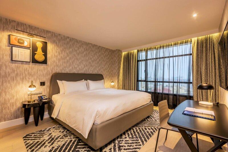 Radisson Blu Hotel, Casablanca City Center