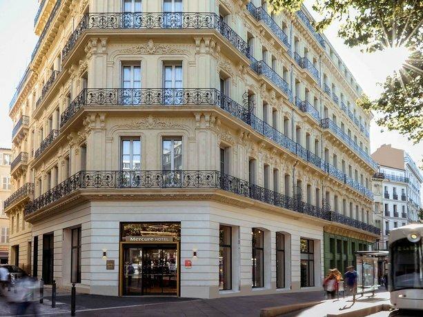 Hôtel Mercure Marseille Canebière Vieux-Port