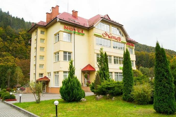 Мотель Натали