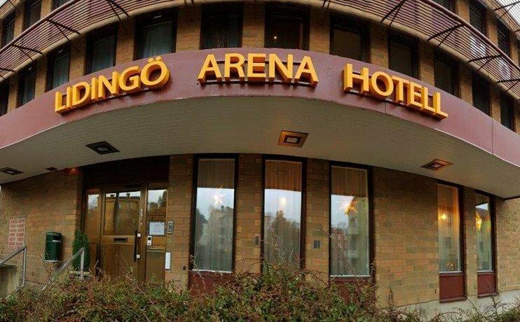 Lidingo Arena Hotell