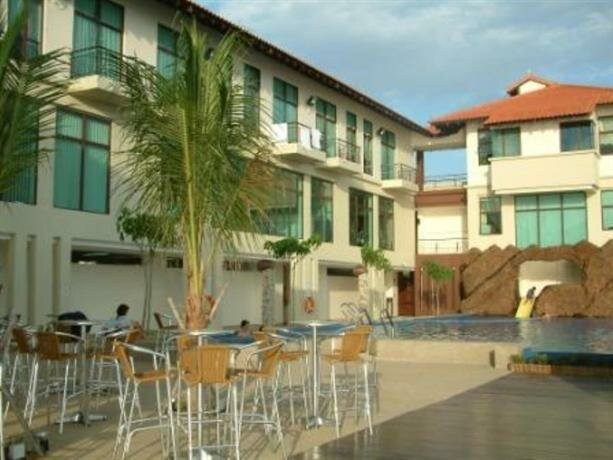 Saf Yacht Club Changi Resort Rooms
