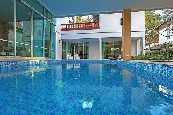 Villa Jomtien Waree 8 -6Bed PoolVilla in Pattaya