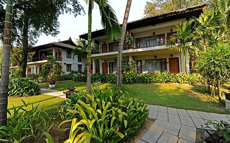 Thande Beach Hotel - Ngapali