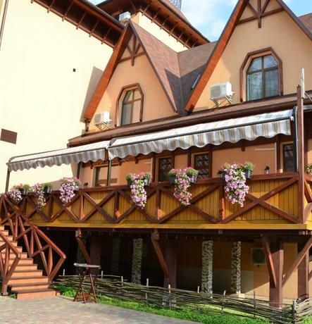 Ресторанно-гостиничный комплекс Краков