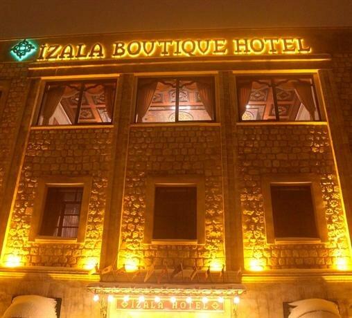 Izala Hotel - Boutique Class