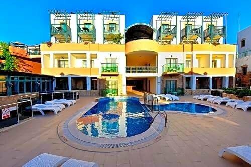 Отель Jasmin Beach