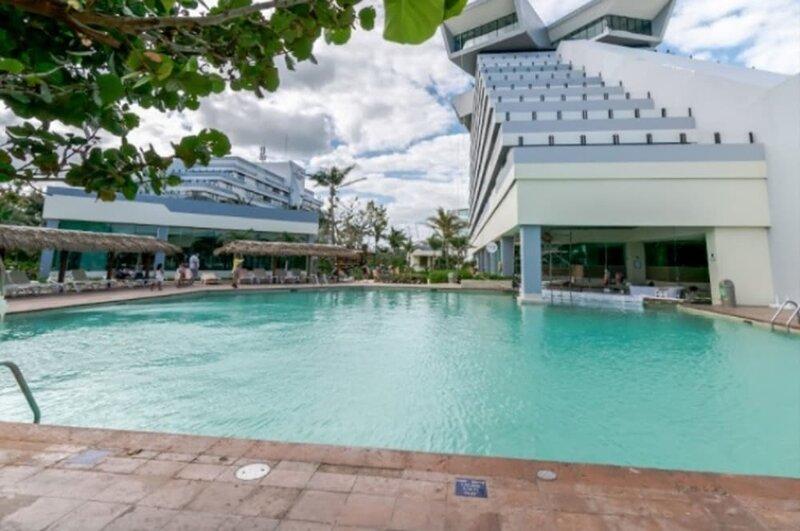 Cancun Jr Suite EN resort vista al mar
