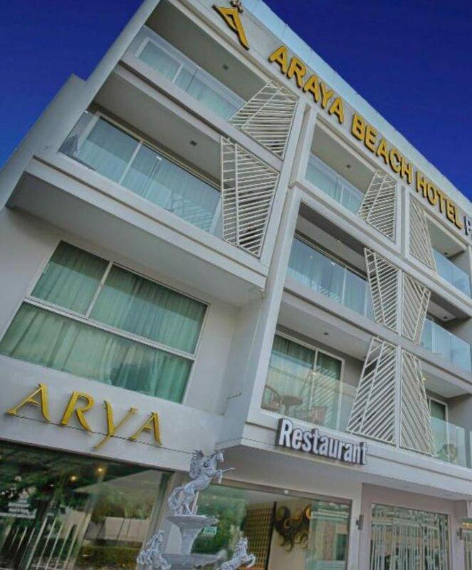 Отель Araya Beach