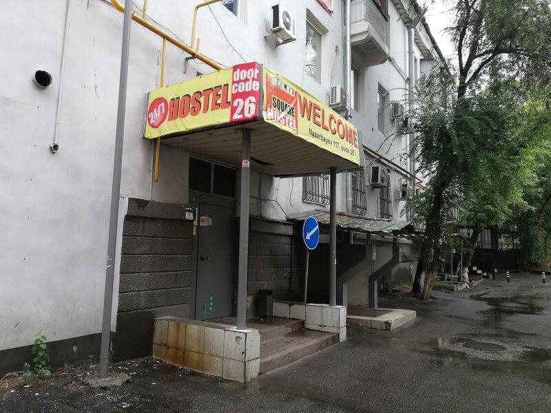 Old Square Hostel