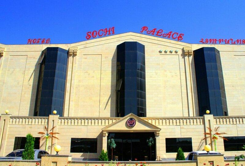 Отель Сочи Палас