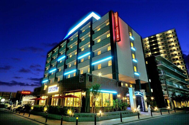 Grand Park Hotel The Luxueux Minamikashiwa