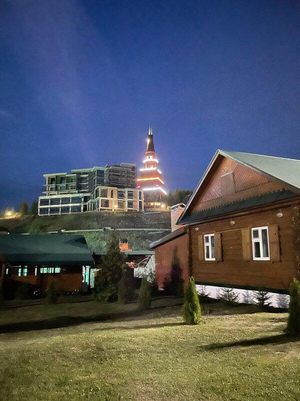 Minger Tower