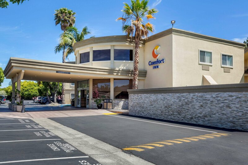 Comfort Inn Sunnyvale - Silicon Valley