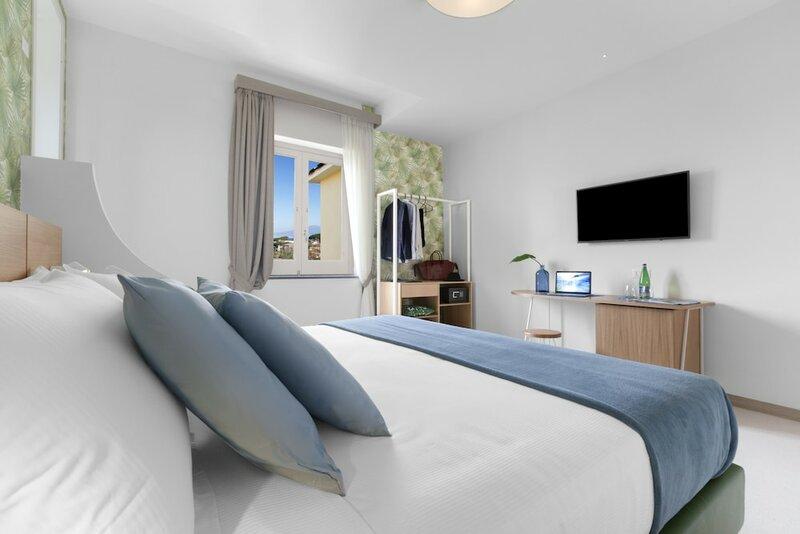 Unconventional Hotel Sorrento
