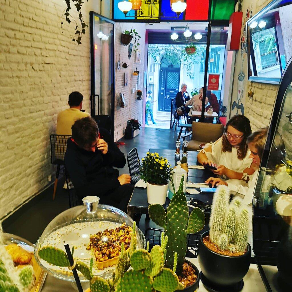 cafe — Dükkan Galata — Beyoglu, photo 1